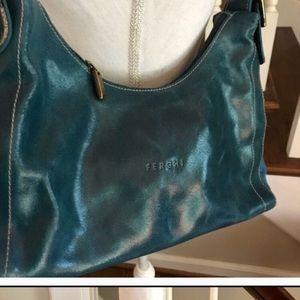 Ferchi genuine leather handbag